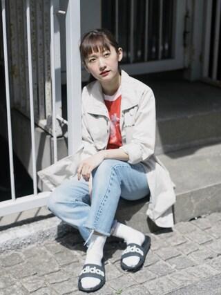 (adidas) using this あわつまい looks