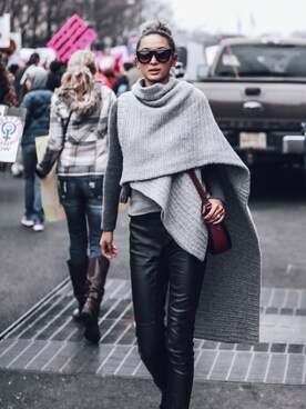 (Acne Studios) using this Anchyi Wei looks