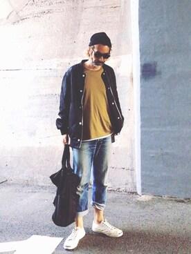 YosaKuginoさんの(A.P.C.|アー・ペー・セー)を使ったコーディネート