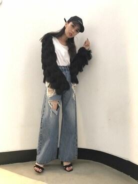 EMODA渋谷109店|武村 沙愛さんのコーディネート