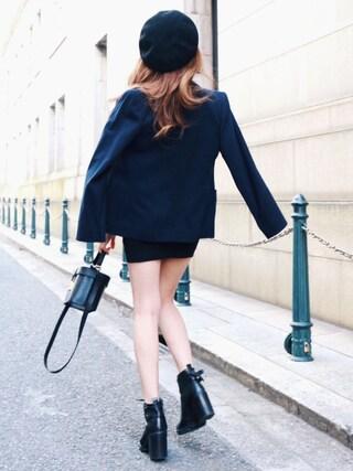 (Yves Saint Laurent) using this Akane looks