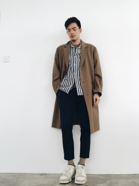 (UNIQLO)使用Alexander Yeung的搭配