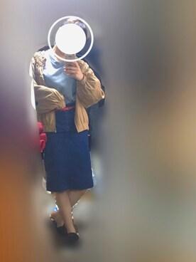 kanaさんの(w closet|ダブルクローゼット)を使ったコーディネート