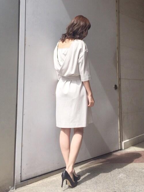 結婚式 40代 服装 コーデ
