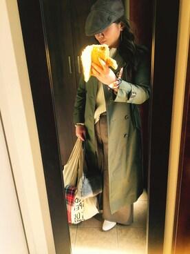 Hitomi Sekiguchiさんの(Yves Saint Laurent|イヴサンローラン)を使ったコーディネート