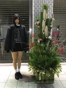 仮面女子さんの「NIKE AIR HUARACHE【SP】(NIKE|ナイキ)」を使ったコーディネート