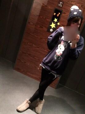 仮面女子さんの(LIZ LISA|リズリサ)を使ったコーディネート