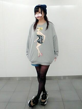 仮面女子さんの(GRL|グレイル)を使ったコーディネート