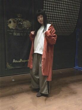 仮面女子さんの(KAKA☆VAKA)を使ったコーディネート