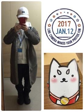 Toshiaki Nakamuraさんの(MILKFED.|ミルクフェド)を使ったコーディネート