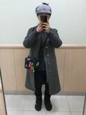 Toshiaki Nakamuraさんの「【X-girl×OPENING CEREMONY/オープニングセレモニー】 KUNG FU COACH JACKET(X-girl エックスガール)」を使ったコーディネート