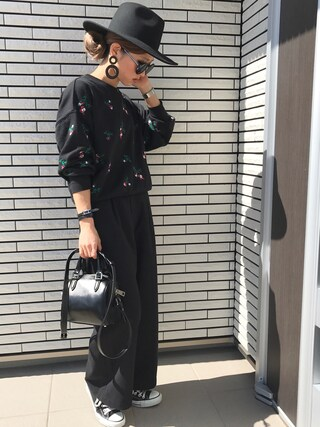 「LEO FLARE PT(MOUSSY)」 using this 12anna23 looks