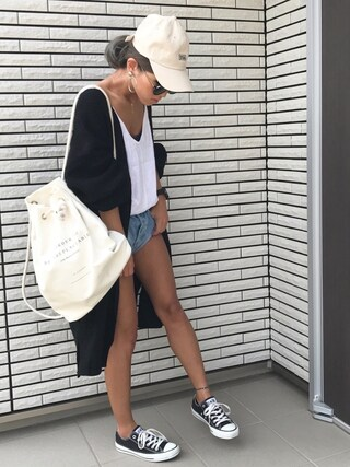 「CANVAS BACK PACK(AMERI)」 using this 12anna23 looks