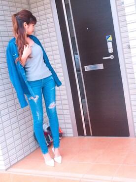 Natsumi.Kさんの(GYDA|ジェイダ)を使ったコーディネート