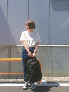 MILKFED. 名古屋 杉本  奈々子さんのコーディネート