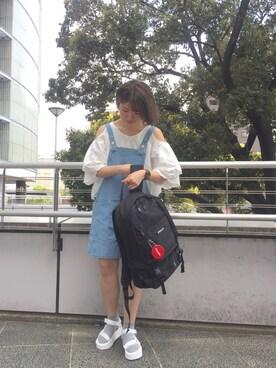 MILKFED. AT HEAVEN27 名古屋 杉本  奈々子さんの(MILKFED. ミルクフェド)を使ったコーディネート