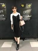 怪淇 is wearing NET