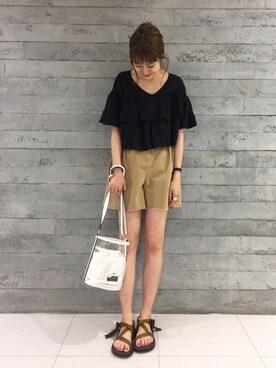 Kawasumi  Tomomiさんの(Kastane|カスタネ)を使ったコーディネート