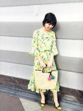 Kaori Takahashiさんの(Samantha Tiara|サマンサティアラ)を使ったコーディネート