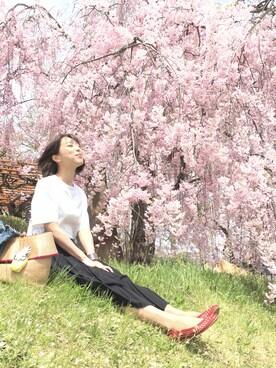 Kaori Takahashiさんの(DOUBLE STANDARD CLOTHING|ダブル スタンダード クロージング)を使ったコーディネート