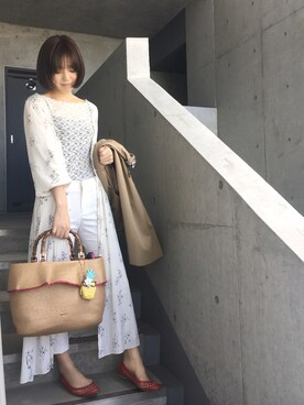 Kaori Takahashiさんの(REDYAZEL|レディアゼル)を使ったコーディネート