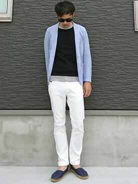 【季節別】おすすめのジャケパンスタイルのコーデ 靴/パンツ
