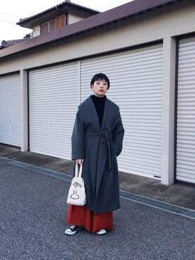 mamiさんの(petite robe noire プティ ローブ ノアー)を使ったコーディネート