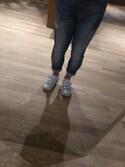 「Falke Cool Kick Knitted No-Show Socks(Falke)」 using this チーズ🐭大好き looks