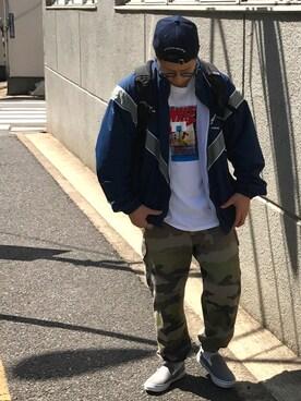 re.ne.jpさんの(THE NORTH FACE|ザノースフェイス)を使ったコーディネート