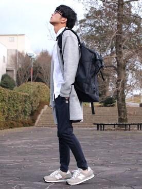 yoshiさんの(H&M|ヘンネスアンドモーリッツ)を使ったコーディネート