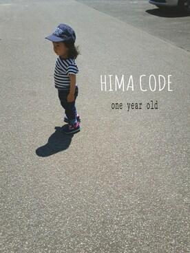 ひぃちゃんさんの「Gap Logo Baseball Hat(GAP|シマムラ)」を使ったコーディネート