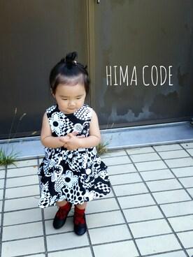 ひぃちゃんさんの(ママのおさがり|シマムラ)を使ったコーディネート