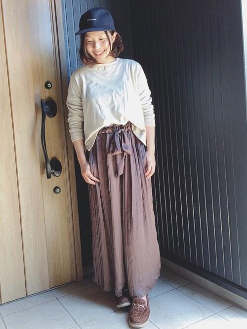 wwwuuu111_yuuuuu 使用「lowrys farm(ビットフラットシューズ 733970)」的時尚