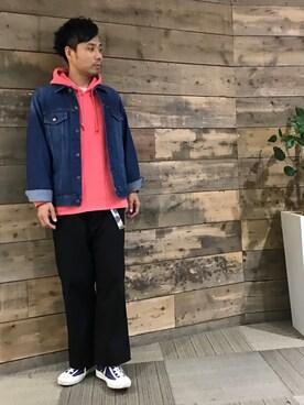 coen岡崎店|さとうじゅんさんの(coen|コーエン)を使ったコーディネート