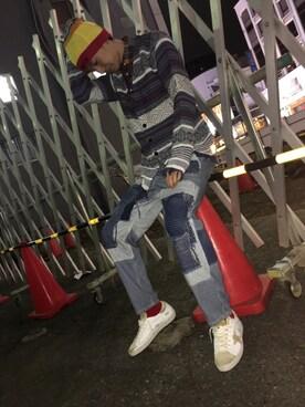 LHP 原宿店|junya  awajiさんの(SEVESKIG|セヴシグ)を使ったコーディネート