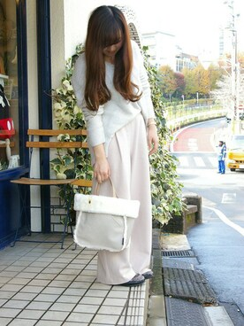 ROOTOTE GALLERY 代官山店|ROOTOTE  STAFFさんの「RT.SQU.SY.Mou-D(ROOTOTE|ルートート)」を使ったコーディネート