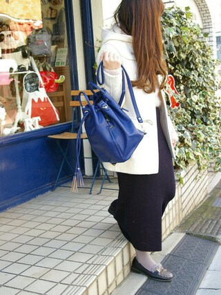 ROOTOTE GALLERY 代官山店|ROOTOTE  STAFFさんの「RT.SAC.LT.Ruc-A(ROOTOTE|ルートート)」を使ったコーディネート