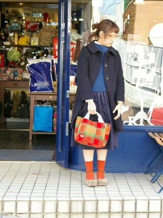 ROOTOTE GALLERY 代官山店|ROOTOTE  STAFFさんの「RT.DEL.SY.Boa-A(ROOTOTE|ルートート)」を使ったコーディネート