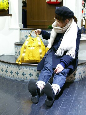 ROOTOTE GALLERY 代官山店|ROOTOTE  STAFFさんの「RT.CEO.SC.TAL-A(ROOTOTE)」を使ったコーディネート