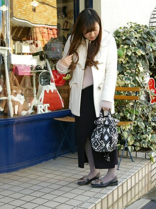 ROOTOTE GALLERY 代官山店|ROOTOTE  STAFFさんの「BR.SY.geome-A(ROOTOTE|ルートート)」を使ったコーディネート