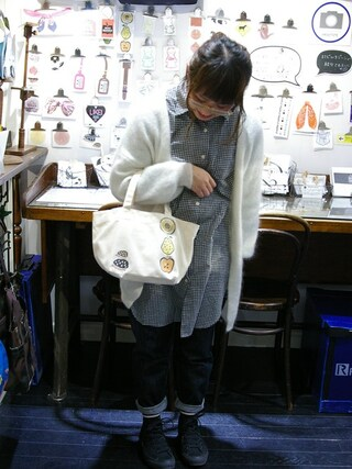 ROOTOTE GALLERY 代官山店|ROOTOTE  STAFFさんの「ルートートファクトリー(ROOTOTE|ルートート)」を使ったコーディネート