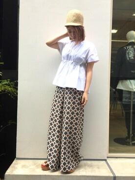 MIDWEST TOKYO WOMEN|MIYUさんの(Victoria Beckham)を使ったコーディネート