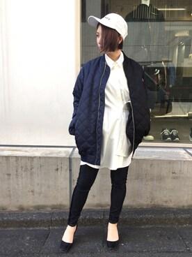 MIDWEST TOKYO WOMEN|MIYUさんの(DRESSEDUNDRESSED)を使ったコーディネート