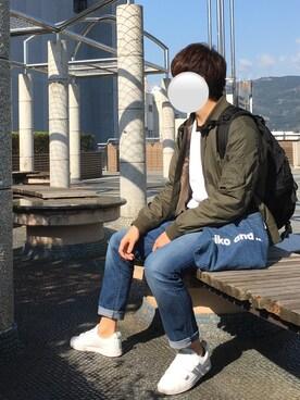 toshiyaさんの(adidas NEO Label アディダス ネオ レーベル)を使ったコーディネート