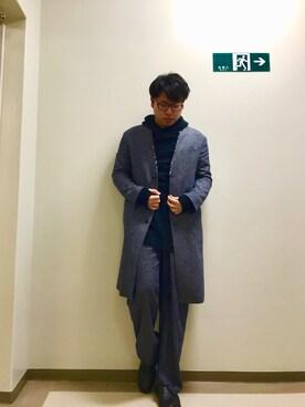YOSHIKIさんのコーディネート