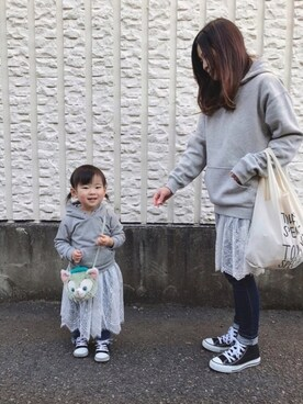 A KEYさんの「マルシェバッグ / Marche Bag(TODAY'S SPECIAL|トゥデイズスペシャル)」を使ったコーディネート