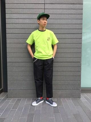 EN ROUTE|H.Itabashiさんの(EN ROUTE|アンルート)を使ったコーディネート