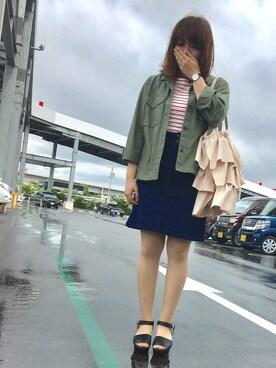 つみきさんの(RETRO GIRL|レトロガール)を使ったコーディネート