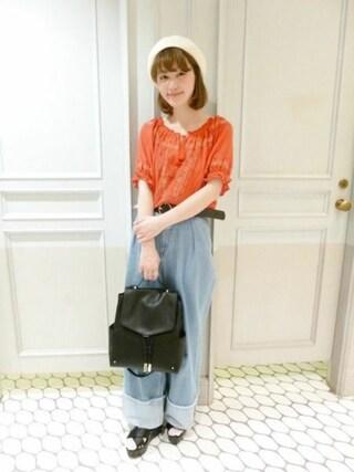 Heather 高崎モントレー店|suzuka_akutsuさんの(Heather|ヘザー)を使ったコーディネート