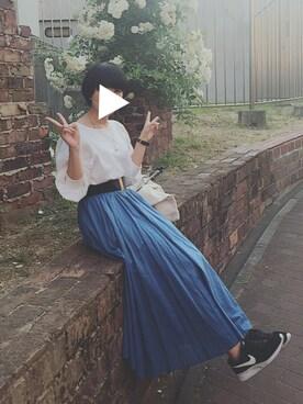 baakoさんの(URBAN RESEARCH DOORS WOMENS|アーバンリサーチ ドアーズ ウィメンズ)を使ったコーディネート